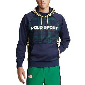 Just In NWT RL Polo Sport Performance Hoodie